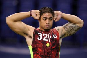 Manti Te'o (USA Today)