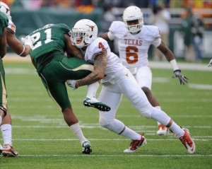 Kenny Vaccaro (Photo: US Presswire)