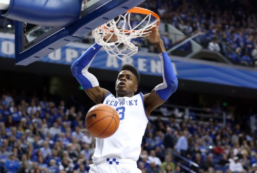 Kentucky still has work to do if they want to repeat as champs (Andy Lyons/Getty Images)